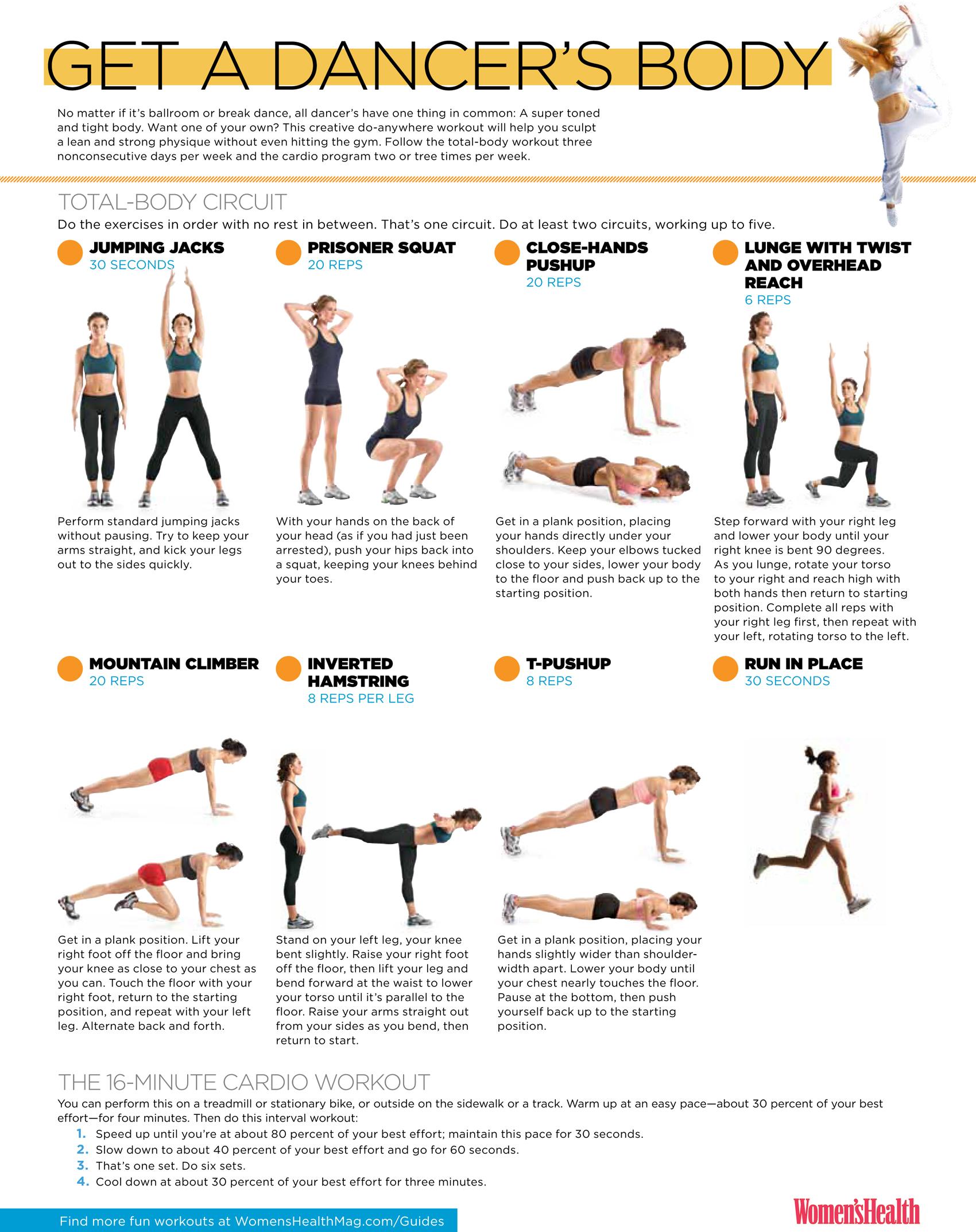 Exercise workout photo 32