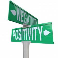 negativity v positivity