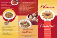 Healthy Restaurant Choices:Chinese