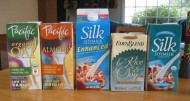 Which non-dairy milk tochoose?