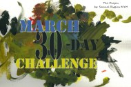Wk 2: March 30-Day Challenge Recap