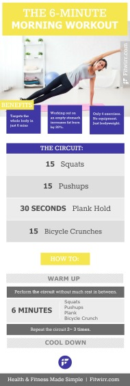 New Summer AM Workout